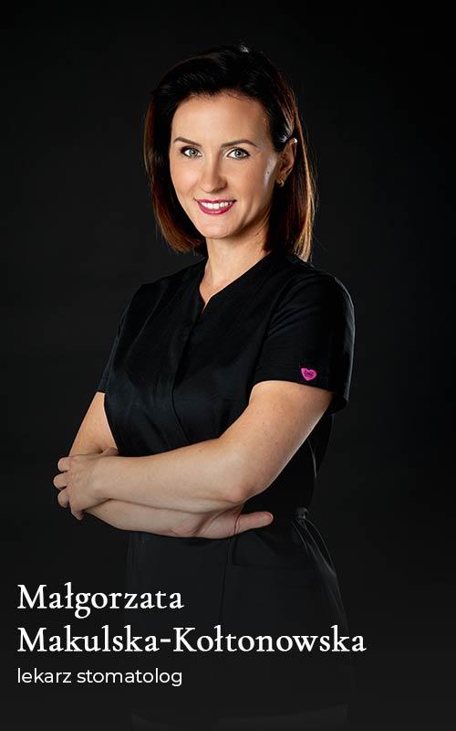 Małgorzata Makulska-Kołtonowska