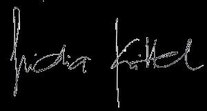 Dr Kittel podpis